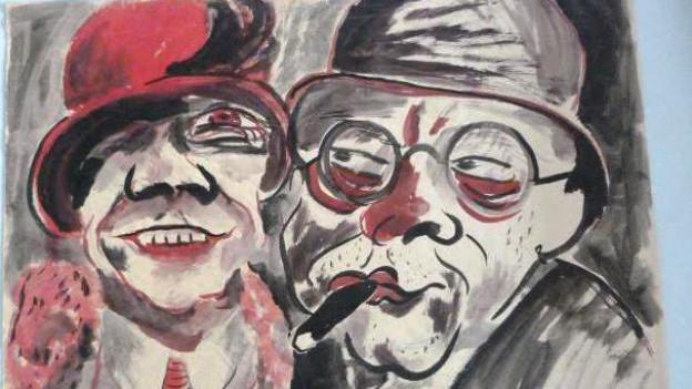 Verdacht auf NS-Raubkunst: «Couple» von Hans Christoph.