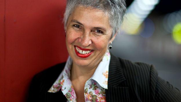 Die Schweizer Schriftstellerin Susanna Schwager.