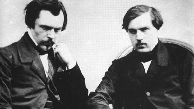 Edmond und Jules de Goncourt