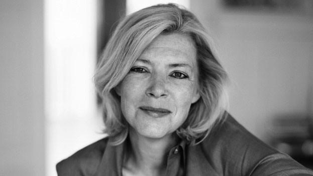 Anne Rüffer im Porträt.