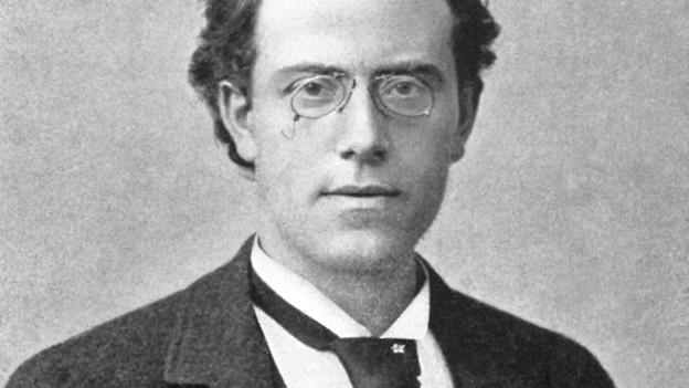 Der Komponist Gustav Mahler.