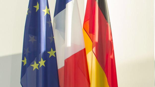 Schwierige Verständigung zwischen Frankreich und Deutschland?