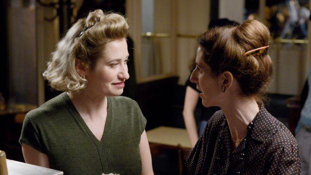 Violette Leduc (Emmanuelle Devos) und Simone de Beauvoir (Sandrine Kiberlain)