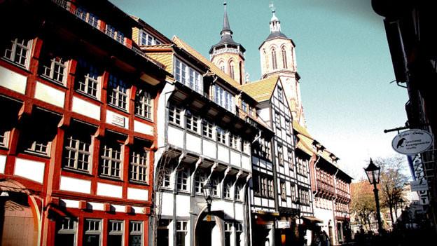 Ansicht von Göttingen.