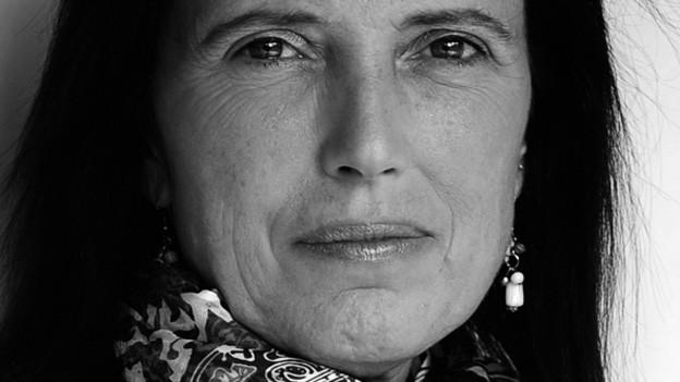 Claudia Piñeiro im Porträt.