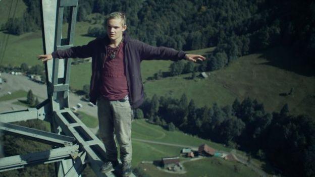 Benjamin Lutzke als Matteo