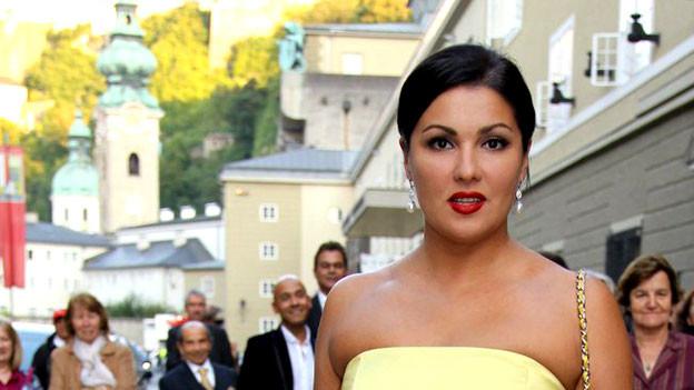 Anna Netrebko singt in Verbier in Giuseppe Verdis «Otello» die Desdemona.