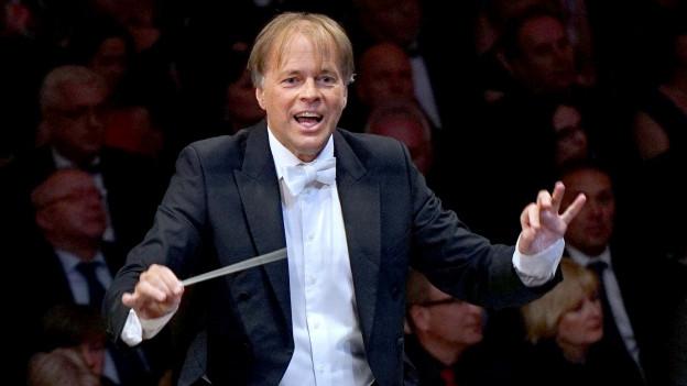 Dirigent Thomas Hengelbrock.
