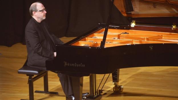 Kanadischer Pianist Marc-André Hamelin