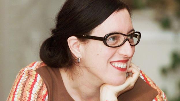 Portrait von Erika Stucky