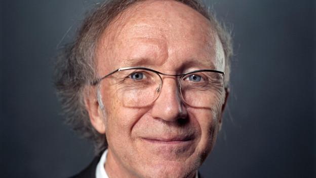 Portrait Heinz Holliger