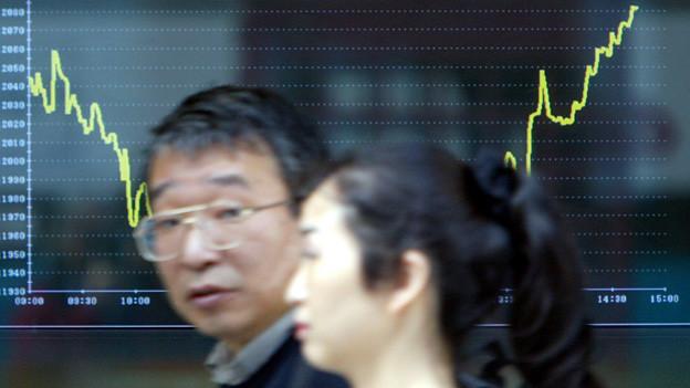 Beschleunigung auf der ganzen Welt: An der Börse zählen Milisekunden.