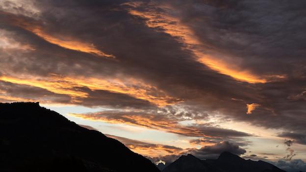 In der Schweiz stimmen die Wetter-Vorhersagen zu 85 Prozent.