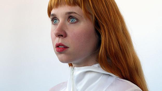 Digital-Komponistin aus San Francisco: Holly Herndon.