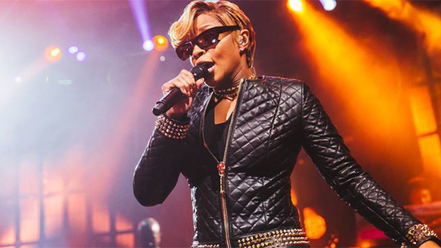 Spielt unter anderem am Jazzfestival in Montreux: Mary J. Blige.