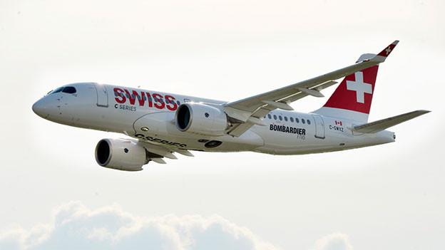 Im Vergleich zum Ausland sind die Flugpreise ab Zürich oft höher.