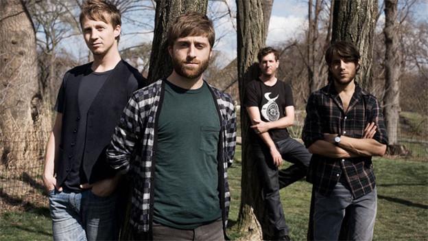 Die Australische Band Husky mit Songwriter Husky Gawenda.