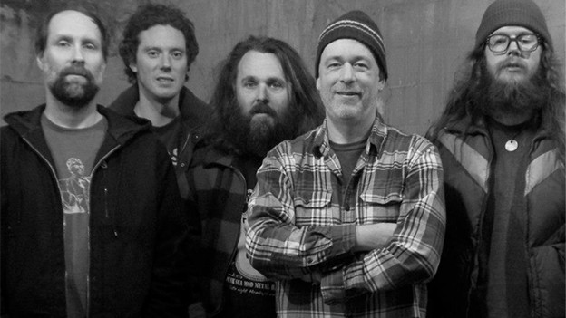 Man nannte sie auch «die Beatles des Alternative Rocks»: Built To Spill.