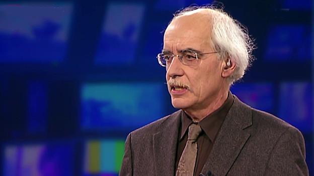 Reinhard Schulze als Gast in einer Sendung
