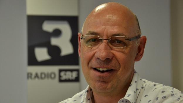 Marc Spescha zu Gast im Focus.