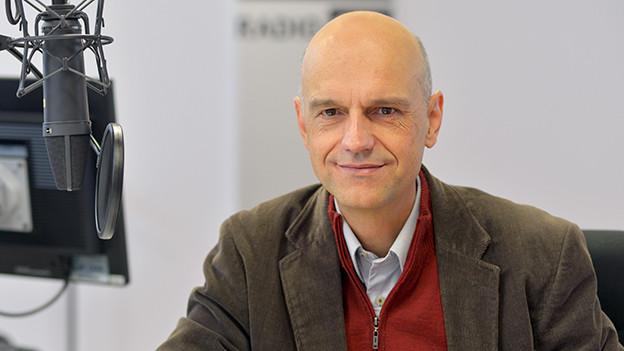 Verbindet politisches Handeln mit philosophischen Fragen: Francis Cheneval von der Universität Zürich