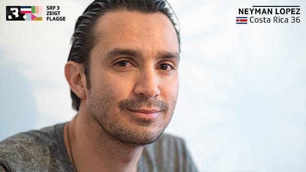 Neyman Lopez ist seit 13 Jahren in der Schweiz.