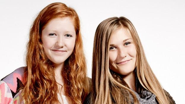 Arina Binz und Fitore Kastrati haben für ihren Einsatz den «Prix Courage Next Generation» gewonnen.