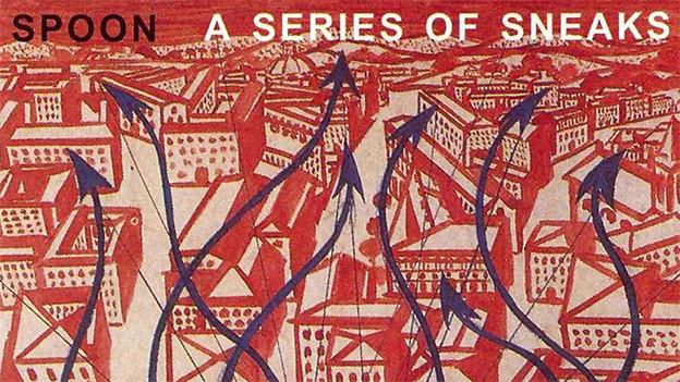 Das Cover von «A Series of Sneaks» aus dem Jahr 1998.