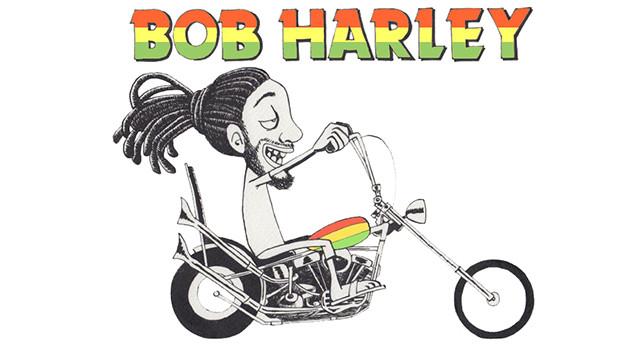 Jamaika-Korrespondent BOB HARLEY