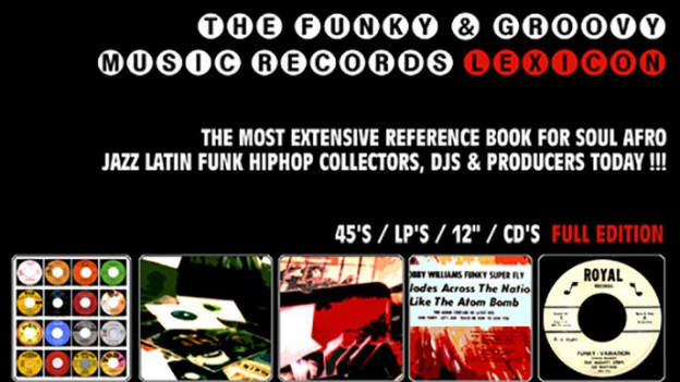 The Funky & Groovy Music Records Lexicon