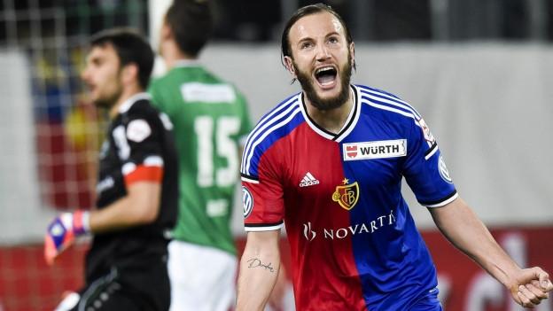 Der FCB steht zum 20. Mal im Cupfinal.