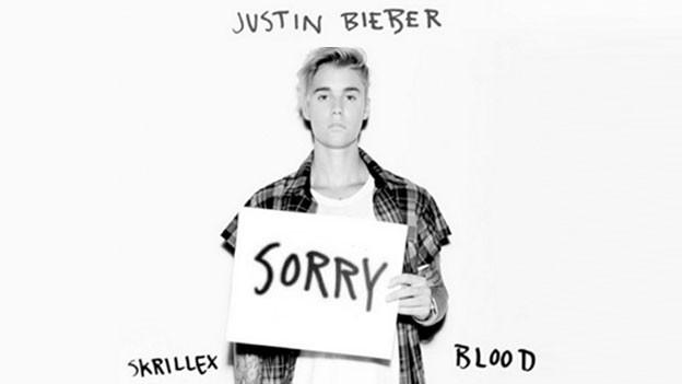 Besetzt diesen Sonntag die beiden vordersten Ränge: Justin Bieber