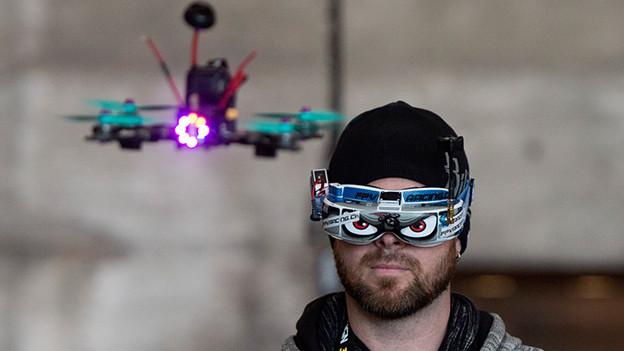 Drohnen werden unser Arbeitsmarkt verändern.