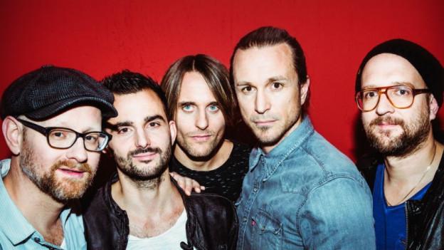 Die 5 Musiker von Dada Ante Portas