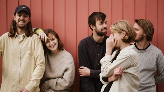 Vor 5 Jahren an der Musikakademie Aarhus zusammengefunden: Die Dänen Lowly.