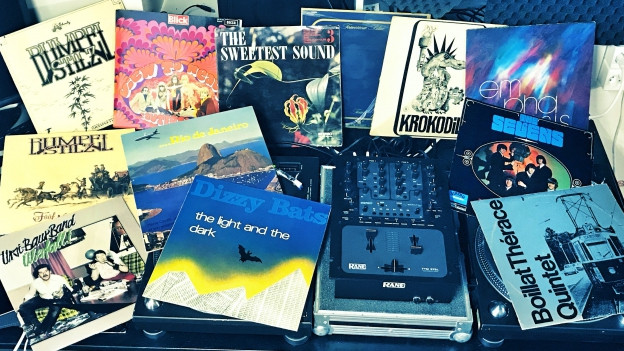 Schweizer Vinyl-Perlen aus DJ Pesas Plattensammlung