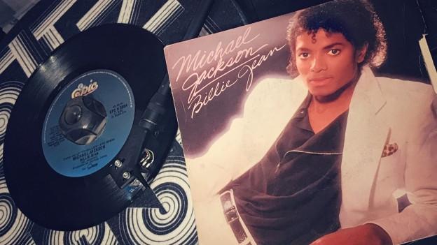 Michael Jackson aka The «King Of Pop» : Seine Platten drehen noch heute auf den Plattentellern.