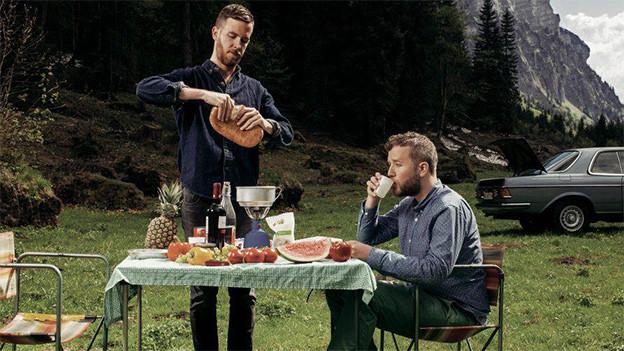 Gehören zum Feinsten, was die Schweizer Elektro-Szene zu bieten hat: Round Table Knights DJ Set.