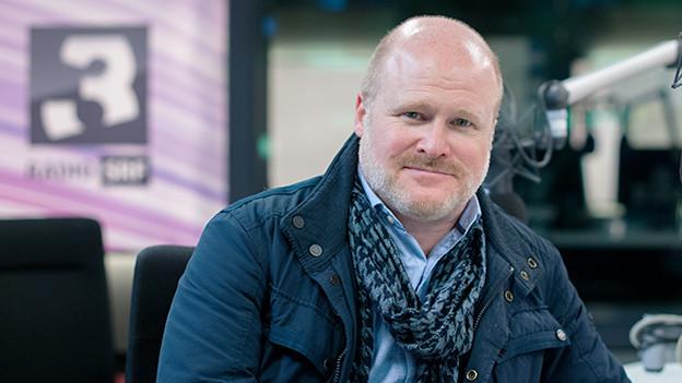 Fotograf und Werber Christian Brobst.
