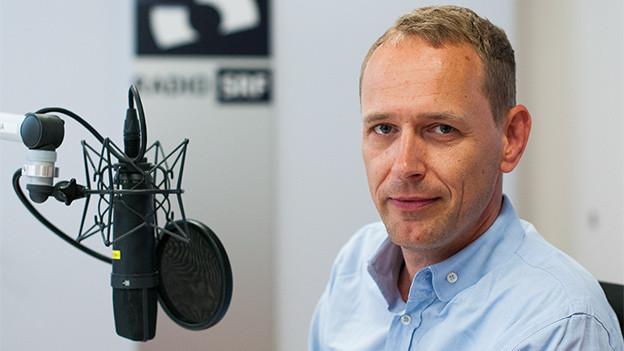Christian Jankowski, Künstler und Kurator der «Manifesta».