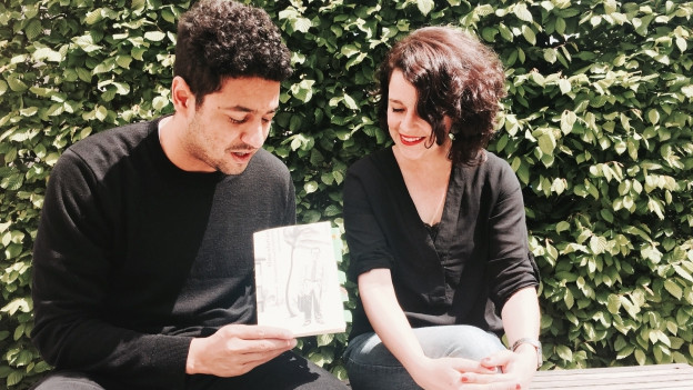 Carlos Hanimann & Nora Zukker