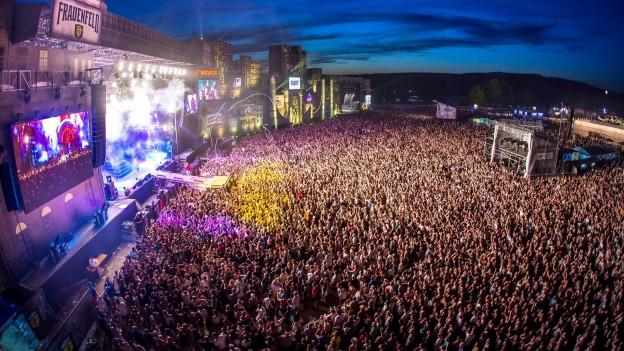 Das grösste Hip Hop Festival der Schweiz