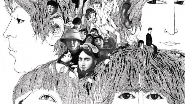 Das legendäre «Revolver»-Album der Beatles