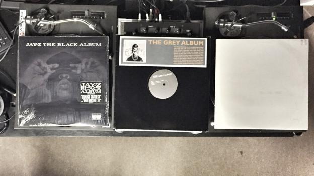 Danger Mouse - «The Grey Album». Aus schwarz und weiss wird grau!