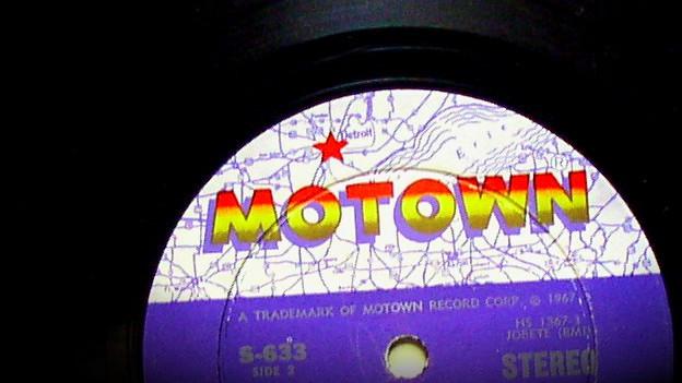Das legendäre Motown-Plattenlabel des wichtigsten Soul-Labels der Welt