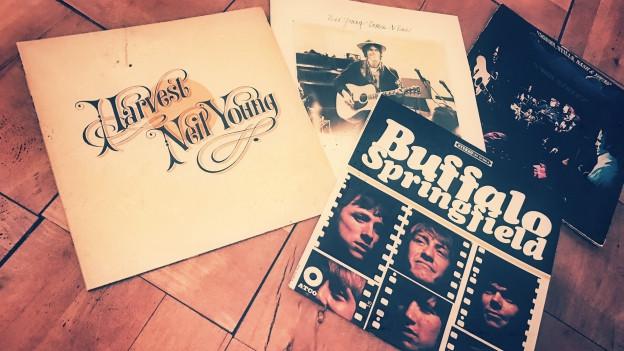 Neil Young . Der kanadische Singer-Songwriter ist zurück mit neuem Album