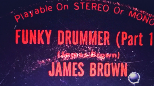 James Browns «Funky Drummer» mit dem geschichtsträchtigen Schlagzeug-Break von Clyde Stubblefield