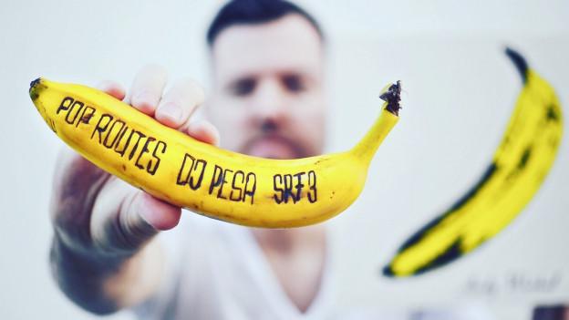 Banane + Musik = «The Velvet Underground & Nico». Das legendäre Debutalbum der New Yorker Kultband wird 50.