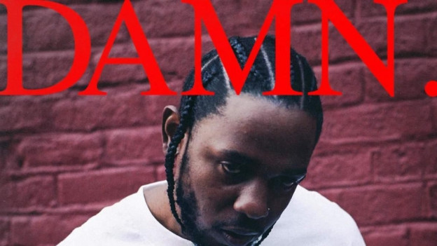 «Damn.» - Gleich mit allen 14 Songs seines vierten Albums ist Rap-Superstar Kendrick Lamar in den Top 100 der US-Charts vertreten.