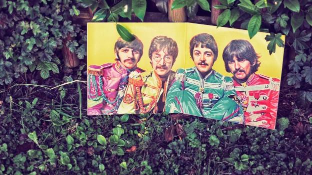 Das legendäre Beatles Album «Sgt. Pepper» feiert seinen 50. Geburtstag.